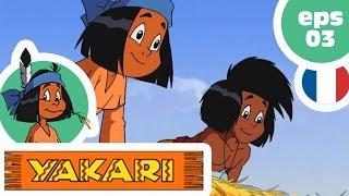 YAKARI - EP03 - Le premier galop