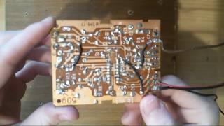 Генератор високої частоти на мікросхемі к174ха11