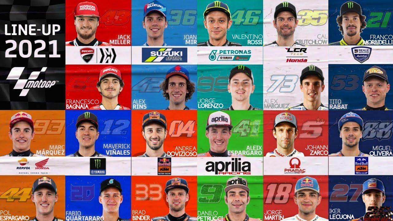 Motogp 2021 Teams