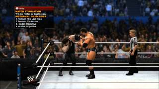 WWE 2K14: 30 Years of WrestleMania Ep. 30 - Undertaker vs Batista