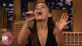 top 5 wheel of musical impressions from jimmy fallon