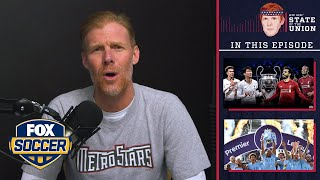 EPL domination, Neymar/Coutinho, USWNT | EPISODE 60 | ALEXI LALAS' STATE OF THE UNION PODCAST