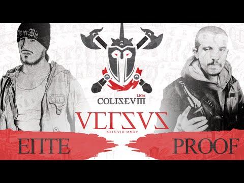 Proof Vs Ente | COLISEVM (Vídeo Oficial) Host x Mbaka