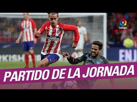Partido de la Jornada: Málaga CF vs Atlético de Madrid