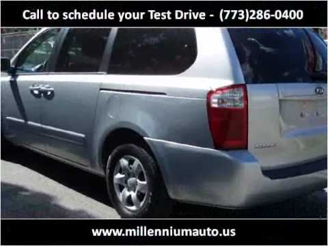 2007 Kia Sedona Used Cars Chicago IL