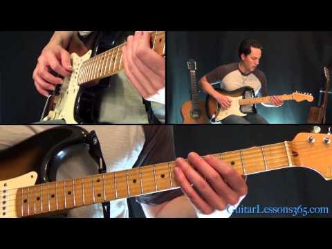 Magic! - Rude Guitar Lesson