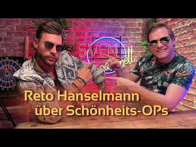 Reto Hanselmann, «It-Boy» über Schönheits-OPs | SVENsationell #7