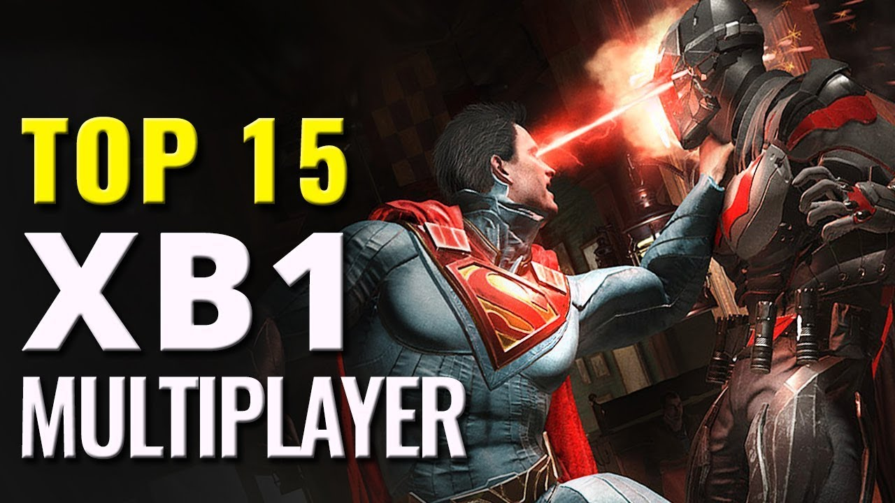 Top 15 Multiplayer Xbox One Games Of All Time Youtube