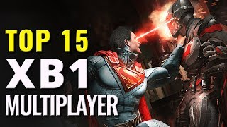 Top 15 Xbox One Multiplayer Games