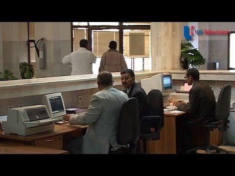 US Television - Algeria (Banque Extérieure d'Algérie)