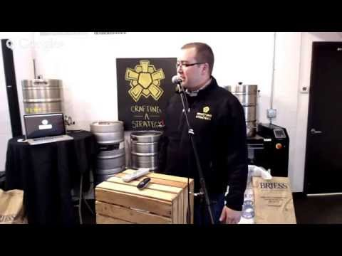 Chat with the Brewer LIVE : How to launch a brewery! Featuring Dr. Sam Holloway