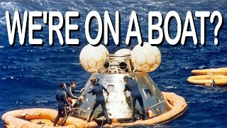 When Apollo Kinda Doubled as a Boat thumbnail