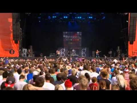 Don Broco Reading Festival 2013 Extended Highlights