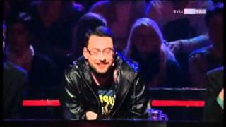 Marilyn Manson disst Sido [live]