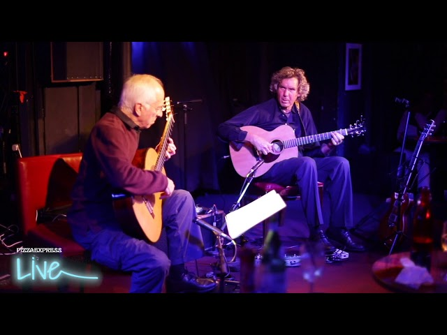 John Williams and John Etheridge @ PizzaExpress Jazz Club