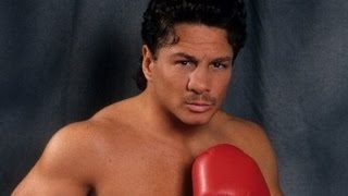 Vinny Paz discusses Greg Haugen and champagne