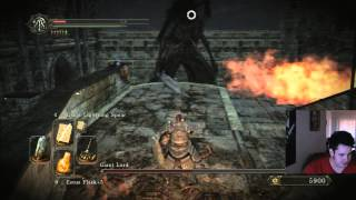 Giant Lord of Crap [Brad - Dark Souls II]