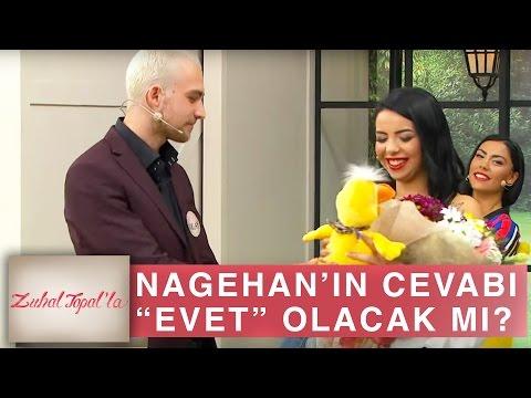 Zuhal Topal'la 155. Bölüm (HD)   Kubilay'dan Nagehan'a Büyük Sürpriz!