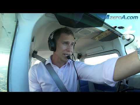 Class D Airspace Radio Communications (Arrival) – MzeroA Flight Training