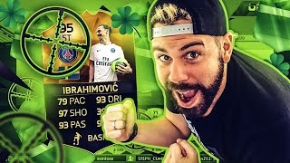 95 IBRAHIMOVIC PACK HUNT with BANTERSON87 and TROLLPENTHEZ - FIFA 16 Ultimate Team
