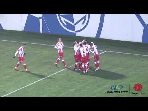 Metalac GM Crvena Zvezda Goals And Highlights