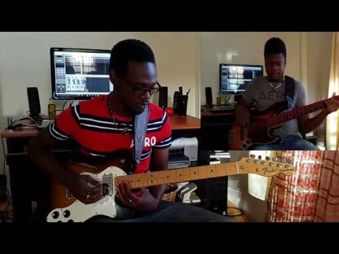 Jamie Cullum-These Are The Days Guitar and Bass Cover