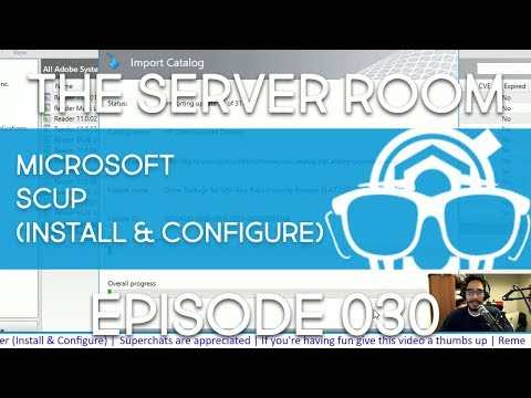 TSR #030 - Microsoft System Center Updates Publisher (Install & Configure)