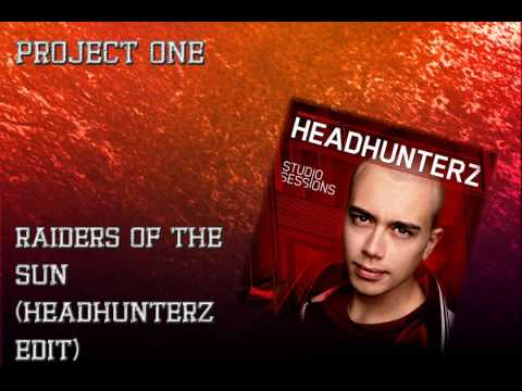 Builder - Raiders Of The Sun (Headhunterz Rmx Edit) [Studio Sessions 6/15]