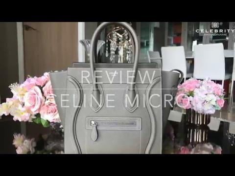 ???????????????? Review Celine Micro ??????????????!!