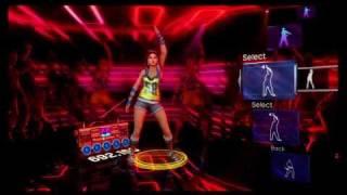 Dance Central - Lady Gaga Poker Face HARD 5 Gold Stars
