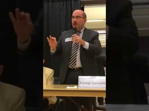 East County Candidate's Forum - Closing Remarks