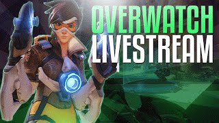 Overwatch LIVE! (PC Ultra Settings Overwatch Gameplay Livestream)
