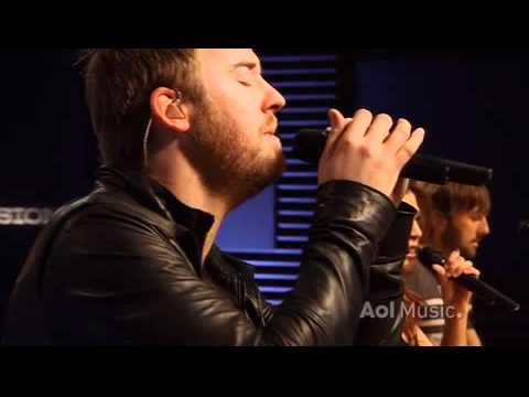Lady Antebellum - Need You now - Live AOL Music Sessions