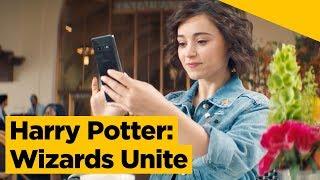 """""""Harry Potter: Wizards Unite"""" – nowa gra twórców """"Pokémon GO"""""""