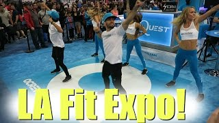 THIS IS INSANE! (LA Fit Expo 2016)