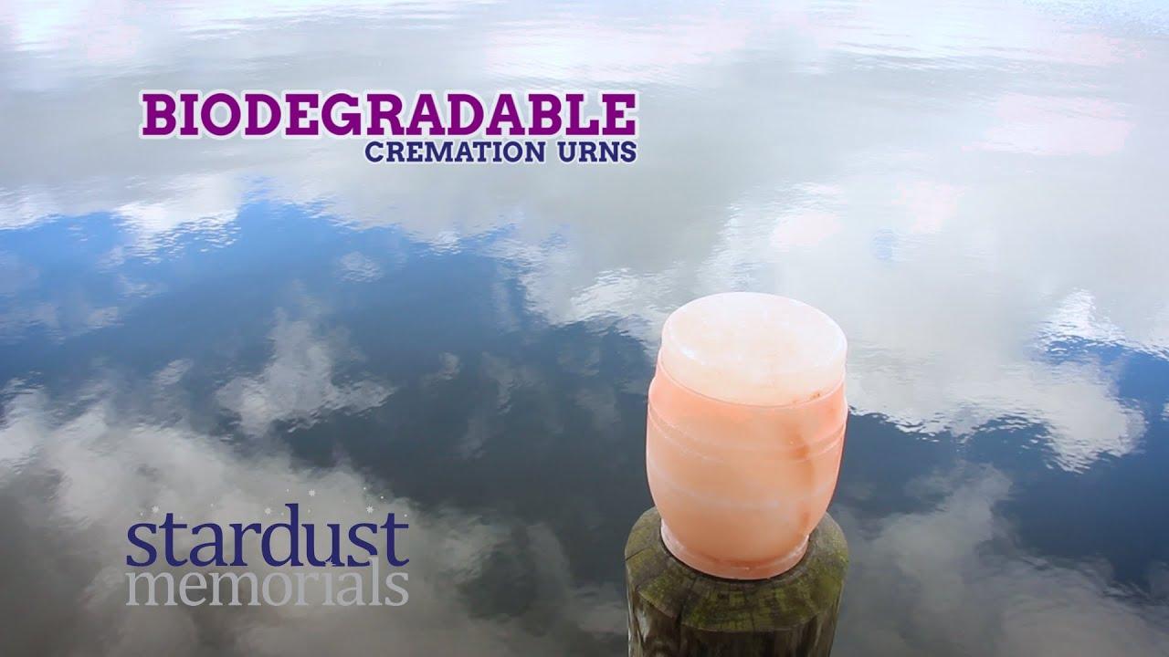 Biodegradable Urns | Stardust Memorials
