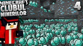 Clubul Minerilor - Minecraft SMP - Am Gasit DIAMANTE! [Ep.4]
