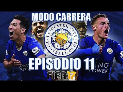 ¿ADIÓS SCHMEICHEL? (Transferencias)   FIFA 17 Modo Carrera DT LEICESTER CITY FC #11