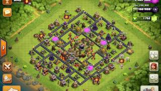 Easy Attack to Farm 50,000 DE a DAY at TH10!