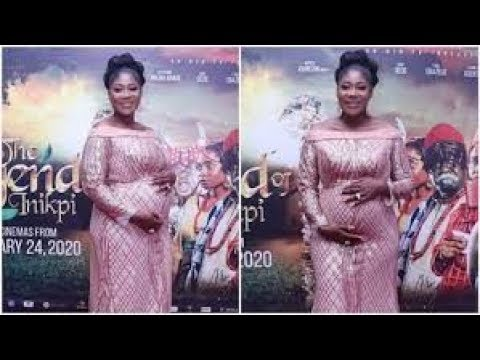 WHY MANY A-LIST CELEBRITIES WERE ABSENT AT MERCY JOHNSON'S MOVIE PREMIERE OF LEGEND OF INIKPI