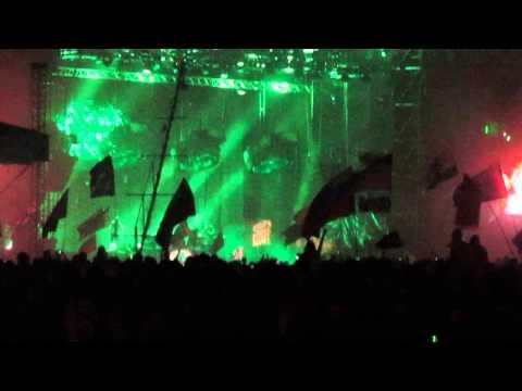 Rammstein (LIVE concert open air, 692 000 people) - Russia, Samara 08.06.2013
