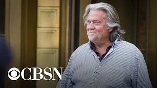 House to vote on holding Steve Bannon in criminal contempt of Congress