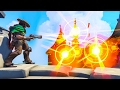 OVERWATCH NO COOLDOWNS 500% ULT CHARGE 6v6 CUSTOM GAMES