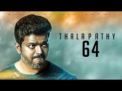 BIG BREAKING : Thalapathy 64 Latest Update | Thalapathy Vijay
