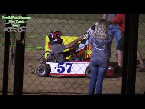 Dallas County Raceway Stock Appearing A Features Race 1 and 2 August 8, 2017