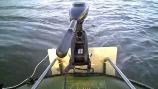 sevylor fish hunter hf 360 part 1 youtube flv