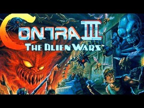 Contra The Alien Wars Snes Rom Download Link