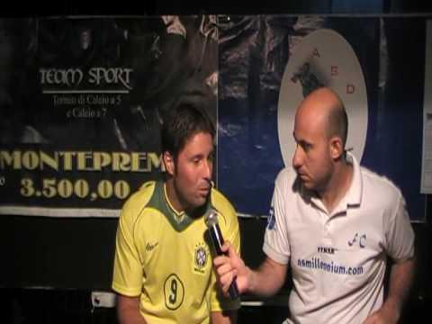 MIX ZONE TEAMSPORT INTERVISTA A GAETANO CATALANO