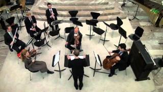 "Ensemble ""die reihe"" performs Karlheinz Essl: ""O rosa bella"""