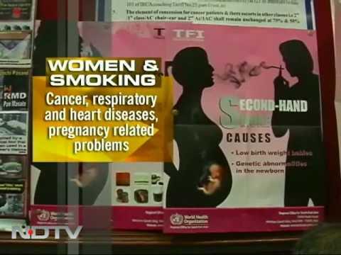 Anti-tobacco day: Focus on women